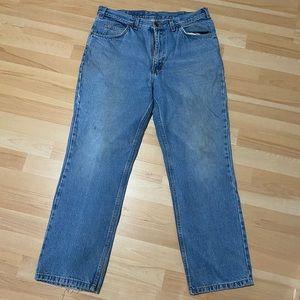 Vintage Levi's Orange Tag High Rise Jeans size 33